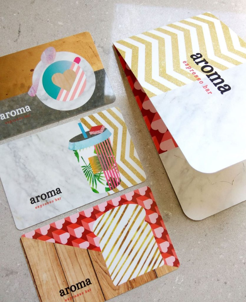 Aroma Cards